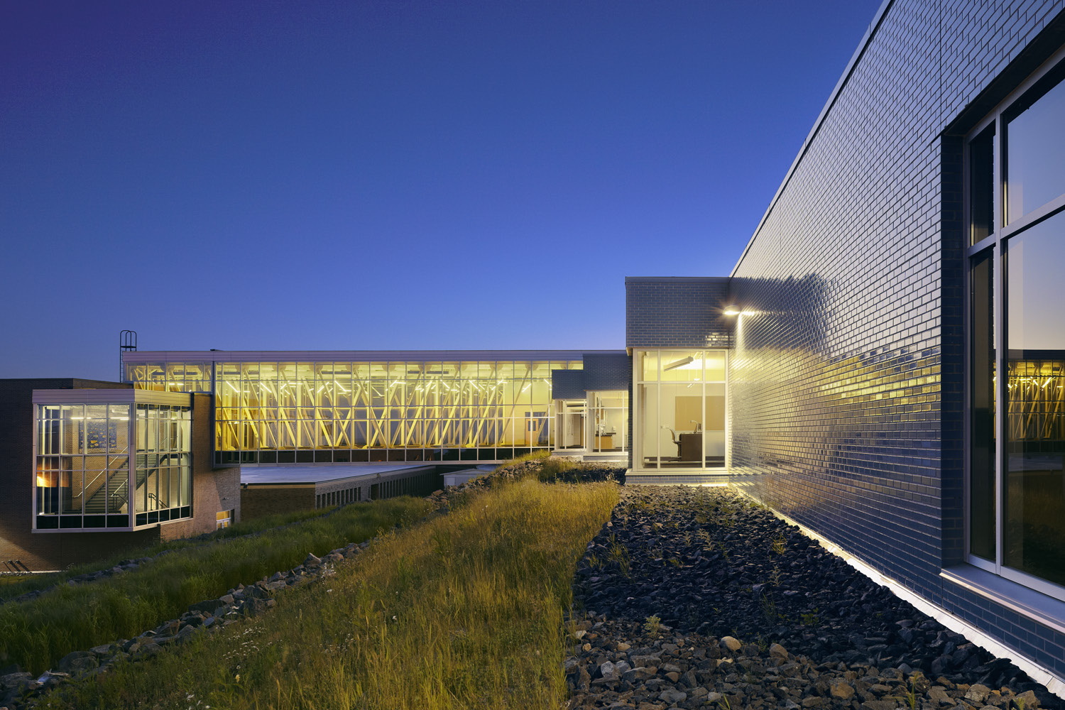 Lake Superior College Health & Science Center