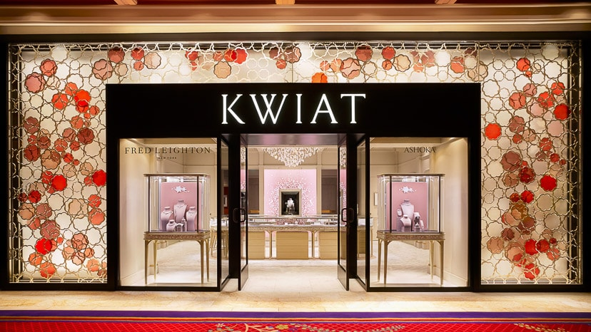 Kwiat at Crystals Shopping Center