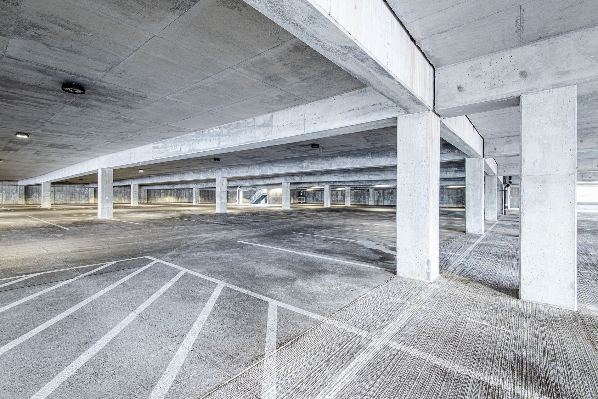 Heart of the City Parking Structure
